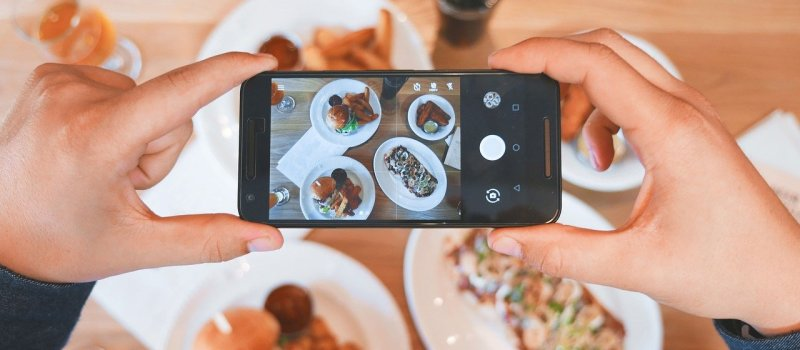 food photographer picture