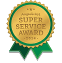 Angies Superservice Award