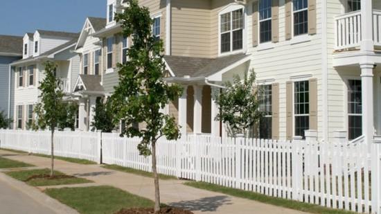 rental property fence