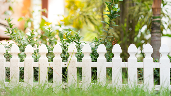 How To Remove Grass Stains From Vinyl Fence Post
