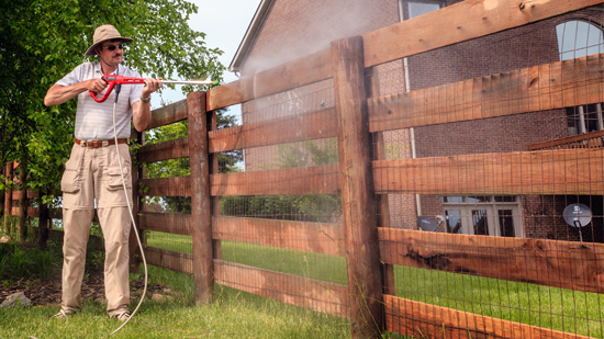 Three Steps For Spring Fencing Maintenance