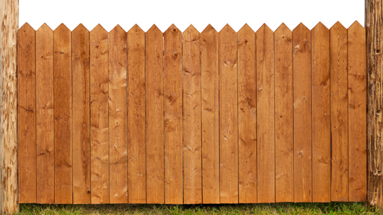 Styles Of Wood Fencing