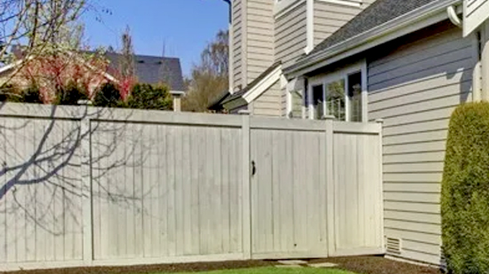 Privacy Fence Benefits