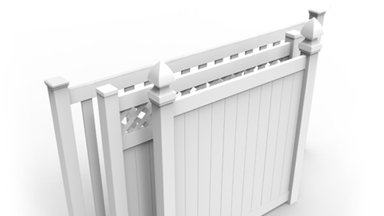 Vinyl Fence Benefits