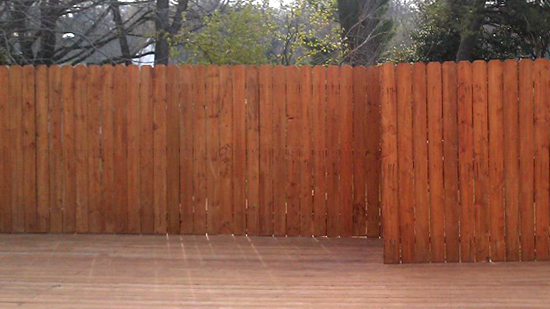 Affordable Privacy Fence