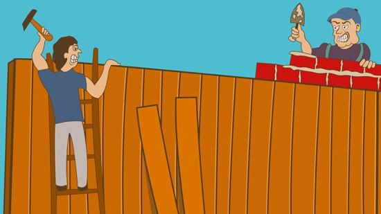 Fence Etiquette Tips