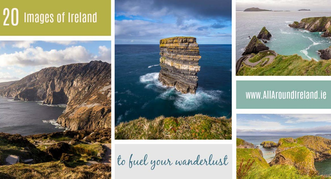 20 images of Ireland to fuel wanderlust