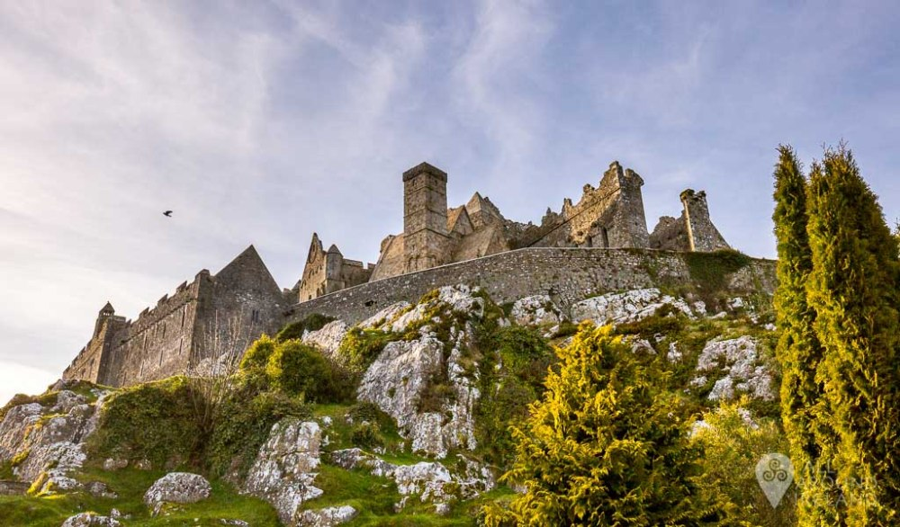 The Rock of Cashel, Tipperary, Ireland.