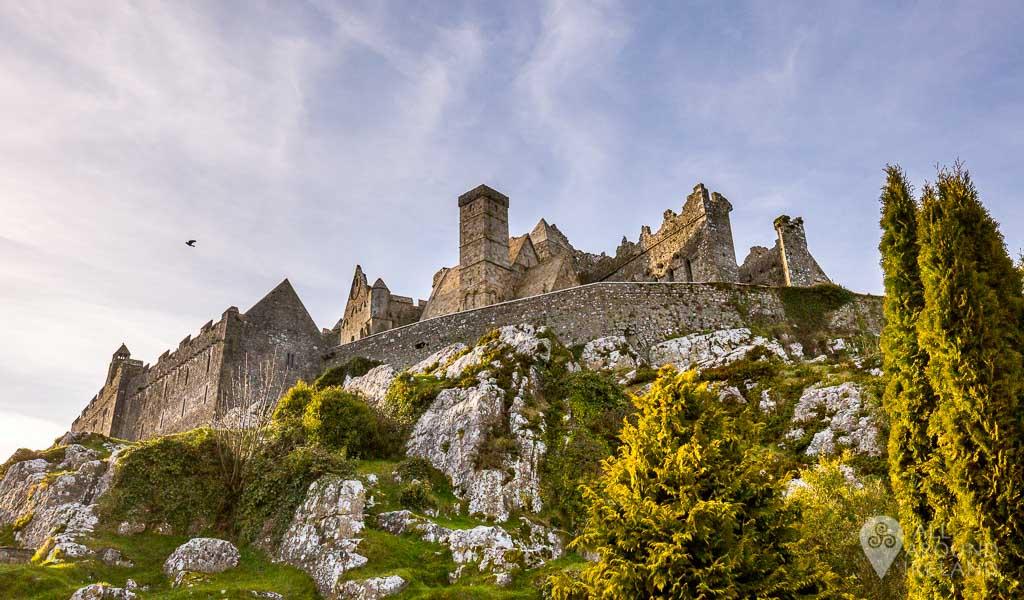 The Rock of Cashel, Tipperary, Ireland.