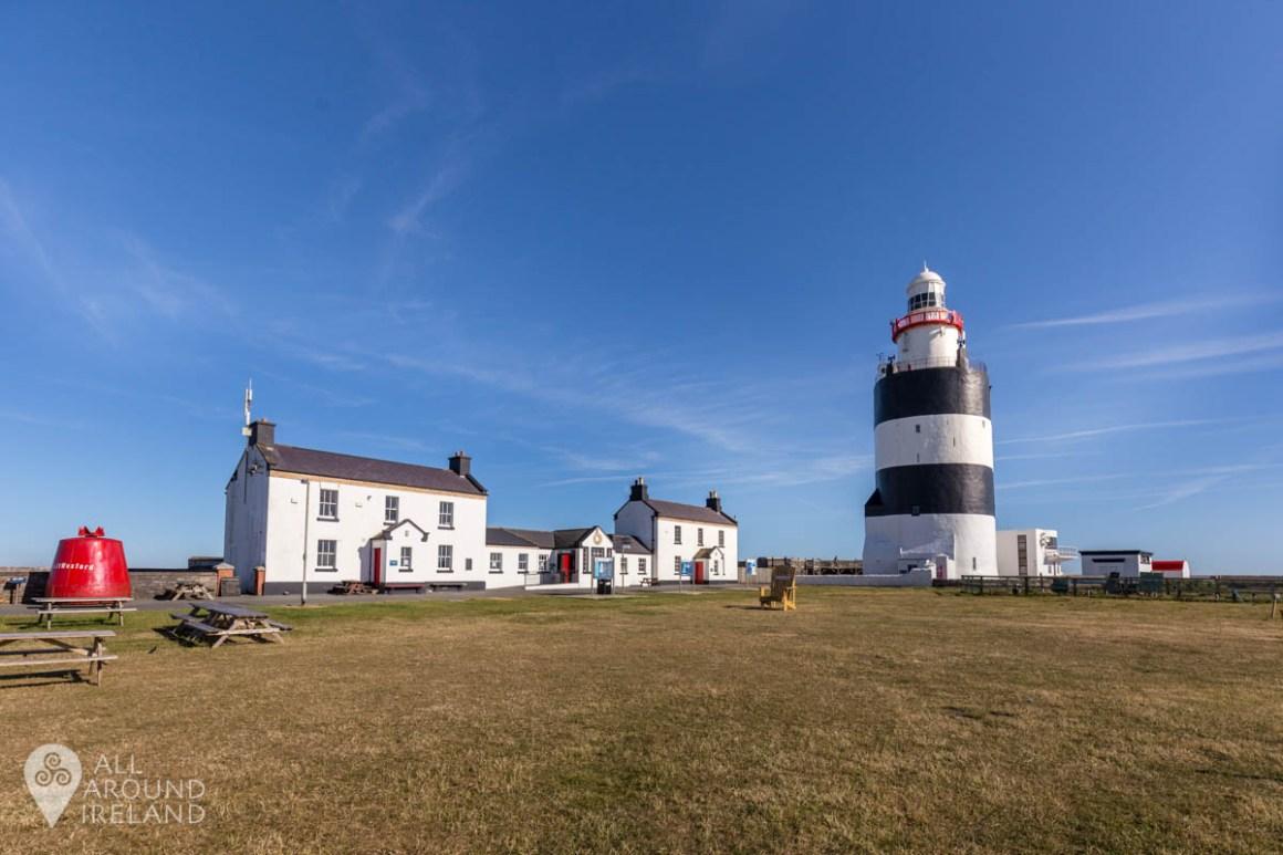 Hook lighthouse, Hook peninsula.
