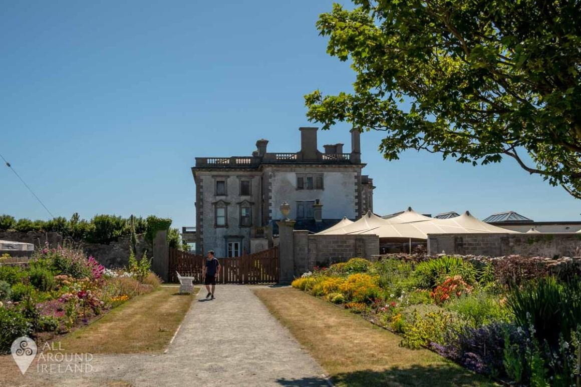 Gardens at Loftus Hall, Hook Peninsula.