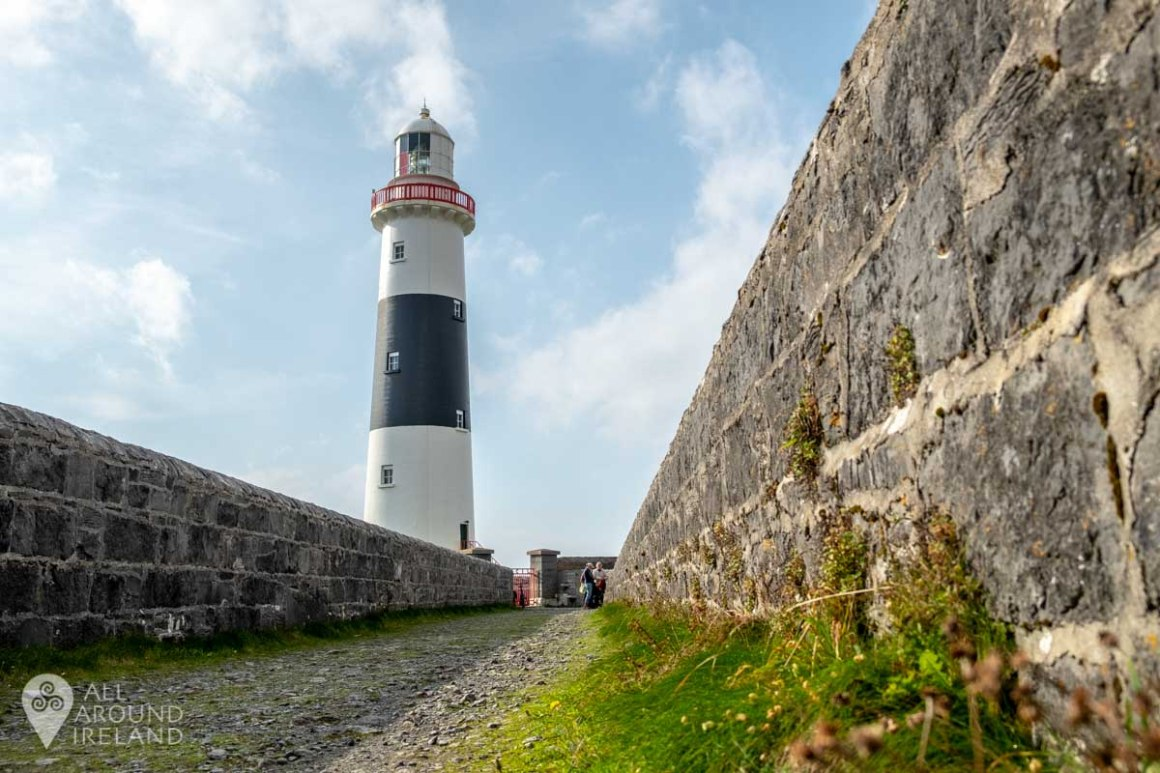 Inis Oirr Lighthouse