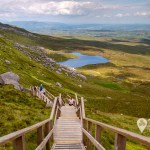 Hiking Ireland's Stairway to Heaven
