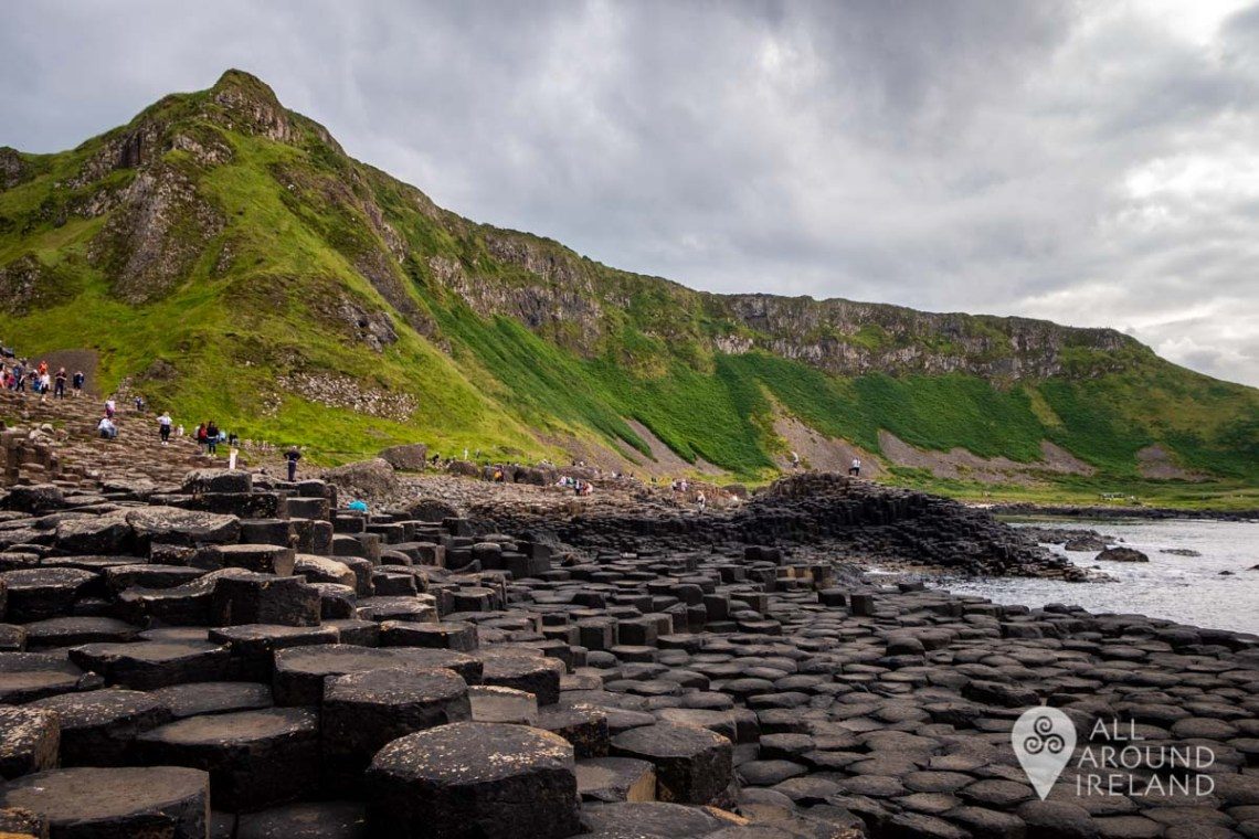 Giant's Causeway - Unique things to do in Ireland