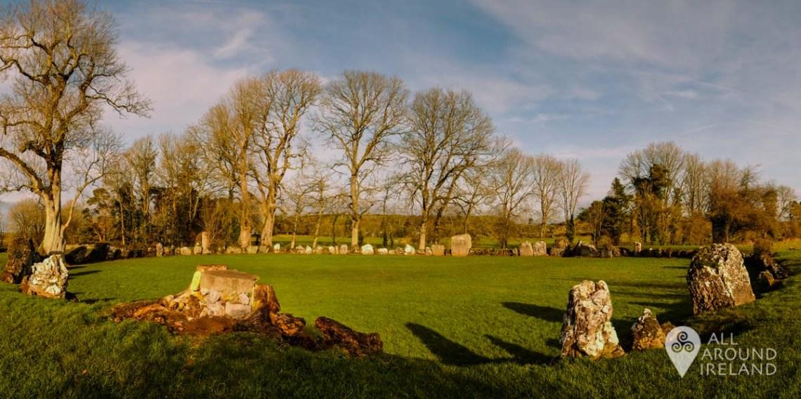 Grange Stone Circle, Lough Gur - unique things to do in Ireland