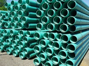 Utility pipes
