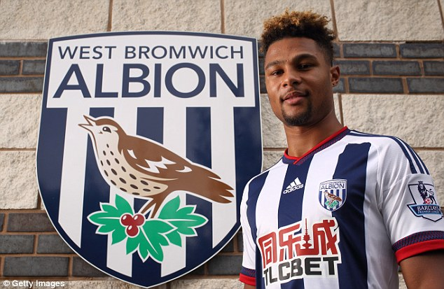 Gnabry west brom