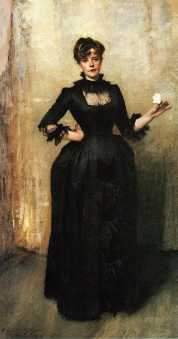 Image result for Lady with the Rose