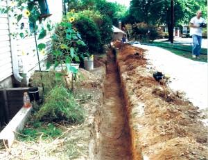 Yard Drain Contractor