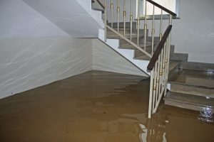 Does your basement look like this? You might need a french or curtain drain on your property.