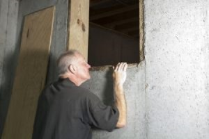 Crawl space encapsulation will help to prevent moisture from accumulating in your home!