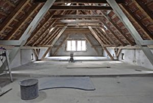 Insulating your attic can help to prevent moisture from accumulating in your home!