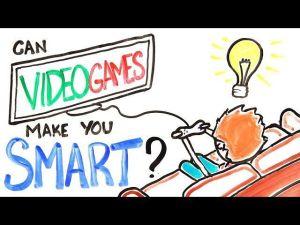 Video games make you smart