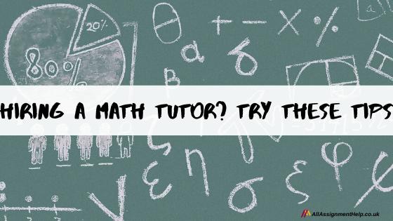 Hire-a-math-tutor