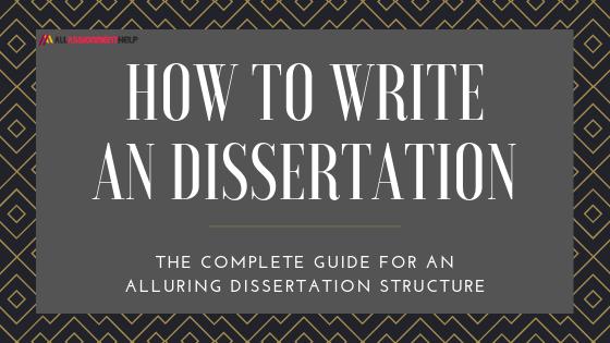 dissertation-structure