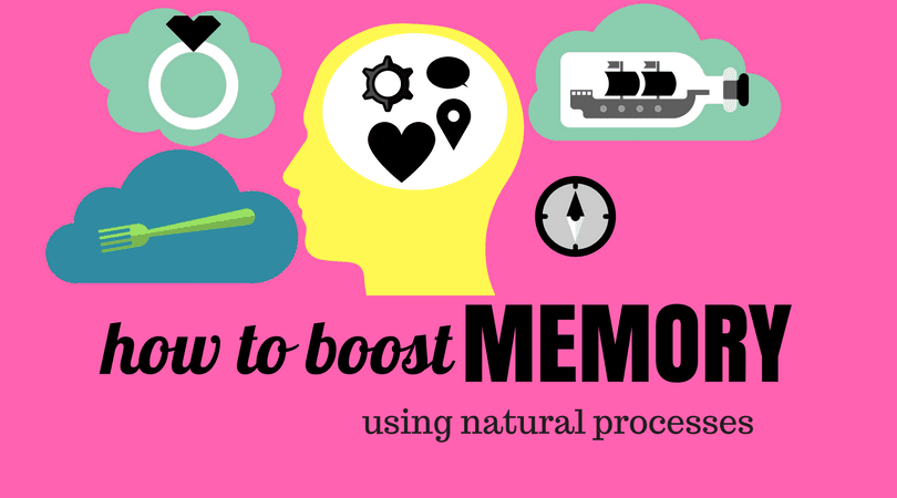 How to boost memory?