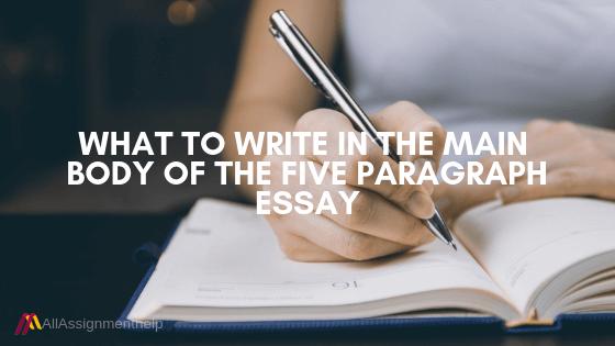 FIVE-PARAGRAPH-ESSAY