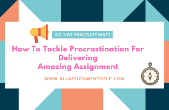 Procrastination in assignment writing