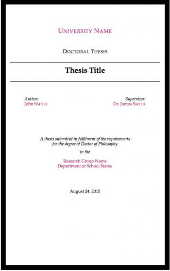 thesis-title