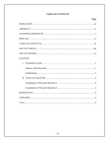 table-of-contents-thesis