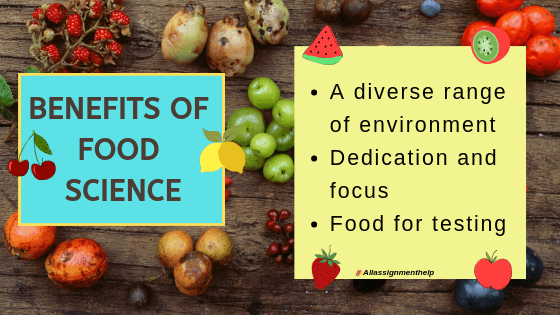 benefits of food science