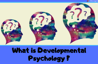 What is Developmental Psychology