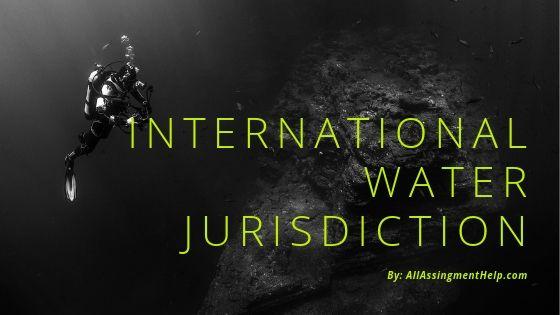 International water jurisdiction