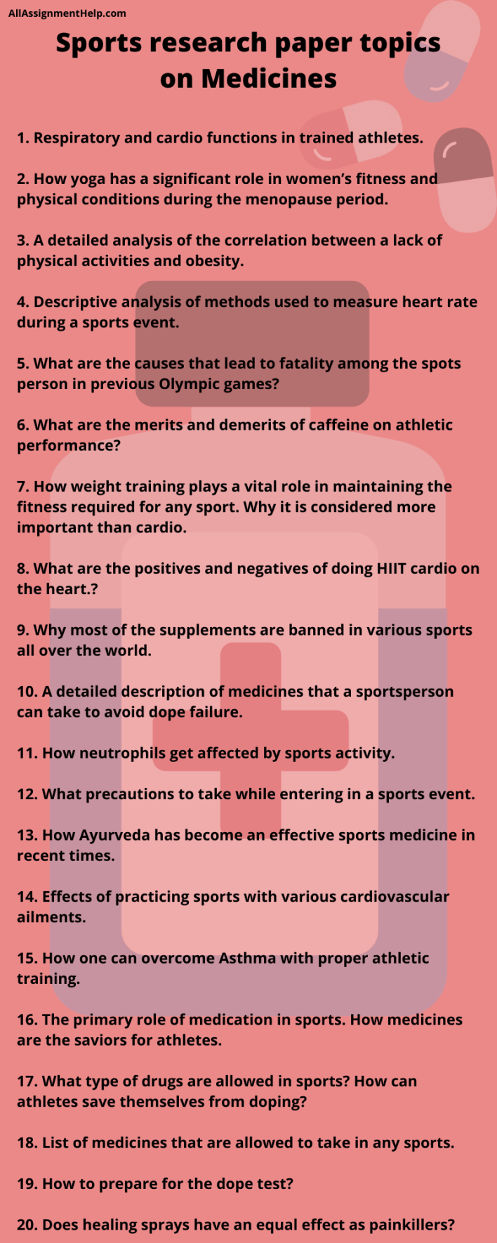 sports-research-paper-topics-medicine