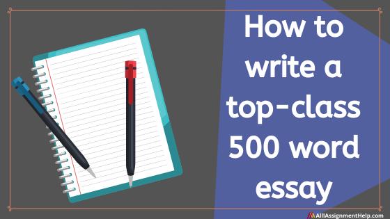 500-word-essay