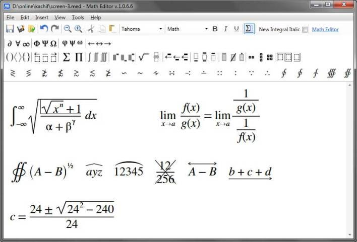free-mathematics-software