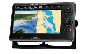 Standard's new CPN1010i touchscreen chartplotter.