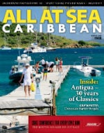 All At Sea - The Caribbean's Waterfront Magazine - March 2017