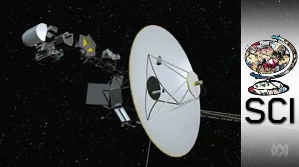 Voyager leaving Solar System Tomidjahs Corner