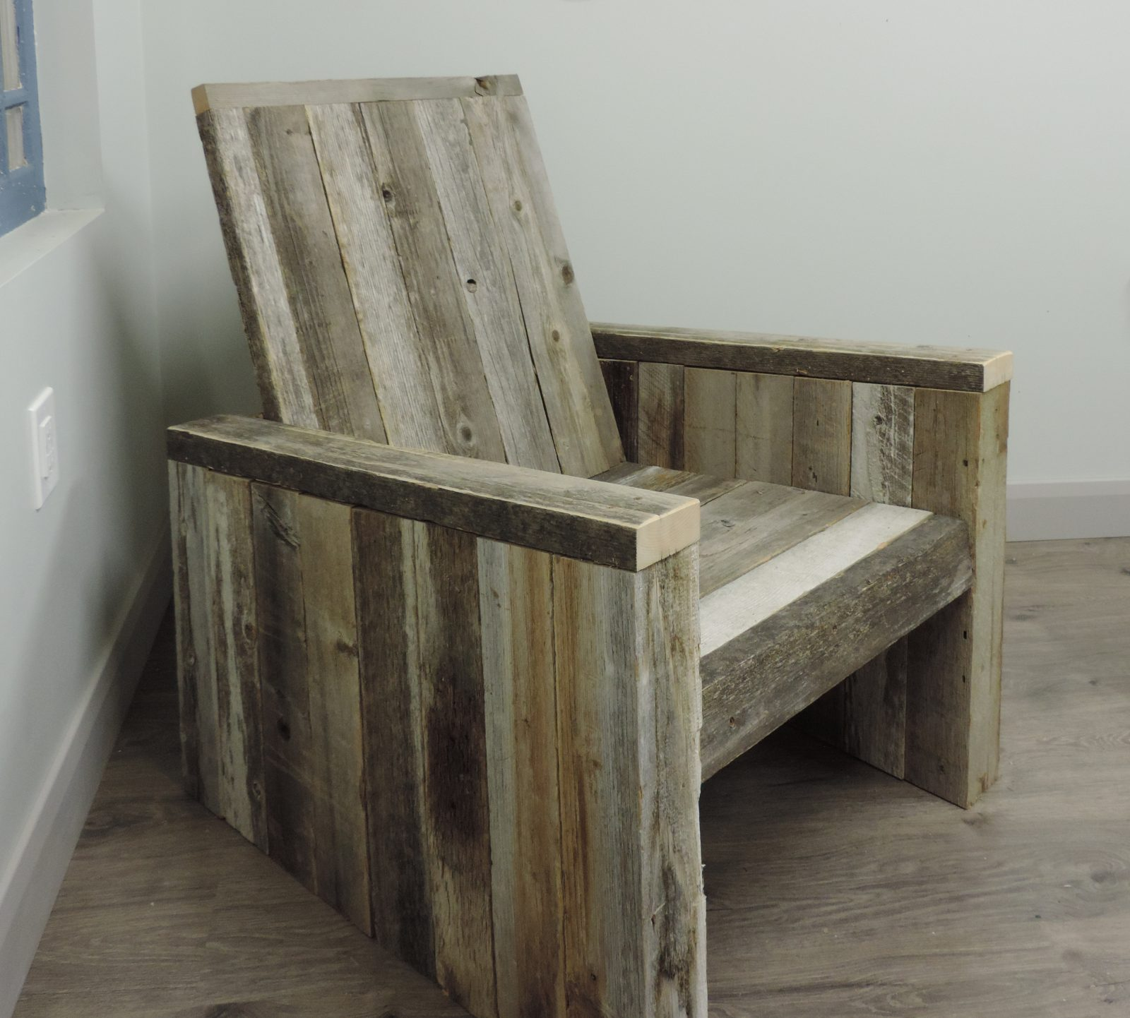 all barn wood rustic industrial modern adirondack rustindack chair full size reclaimed wood indoor outdoor chair patio porch living room