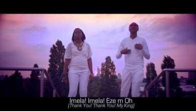 Nathaniel Bassey ft. Enitan Adaba Imela