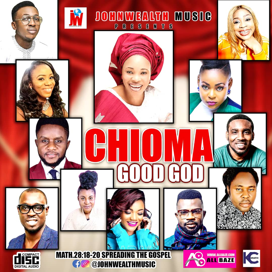 Download Johnwealth Music Latest Mixtape - Chioma Good God Gospel