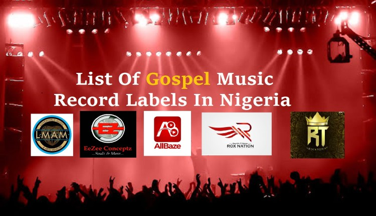 Gospel Record Labels