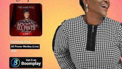 PatUwaje King , PatUwaje King All Power Medley Nigerian Gospel Music, Gospel Vibes,