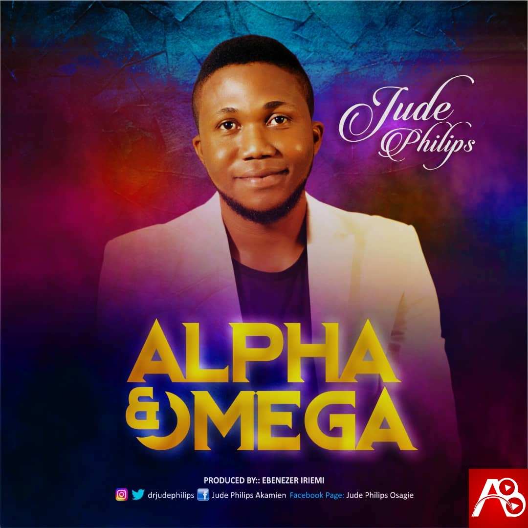 Jude Philips ,Alpha and Omega,Jude Philips Alpha and Omega
