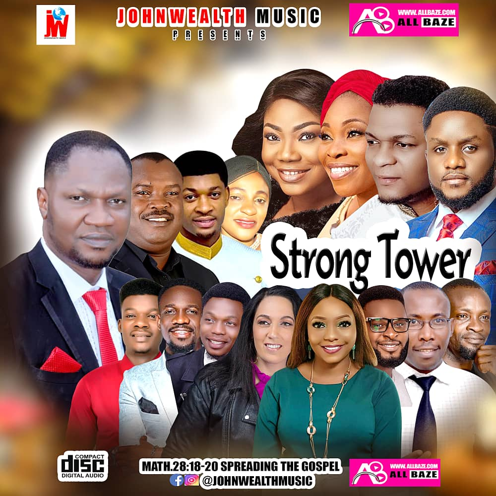 Mercy Chinwo, Gospel Mixtape Strong Tower